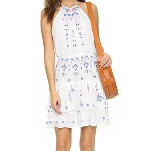 Parker Quintana Embroidered Boho Dress